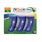 Niquitin lozenges mini mint 4mg 60 pack