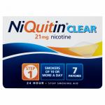 NIQUITIN CQ PATCHES 21MG 7