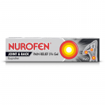 Nurofen joint & back gel 5% 30g
