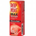 Deep heat rub maximum strength 35g