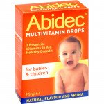 Abidec drops 25ml
