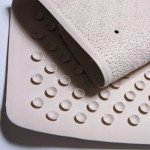 CLIPPASAFE BATH  MAT