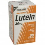 Healthaid lifestyle range lutein tablets 30 pack