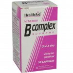 Healthaid vitamin B supplements B complex supreme capsules 30 pack