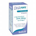 Healthaid lifestyle range lifestyle DHA forte capsules 30 pack