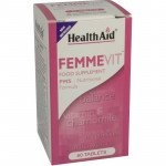 Healthaid lifestyle range Femme-Vit tablets 60 pack