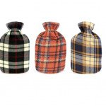 KS BRANDS TARTAN FLEECE COVER & HWB  *SUB FOR HB140*