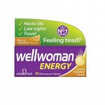 Wellman energy tablets orange 10 pack