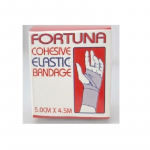 Fortuna Dressings bandages elasticated cohesive 5cm