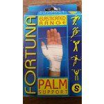 Fortuna Disabled Aids supports elasticated supports palm support right small