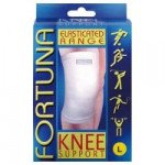Fortuna ELASTICATED KNEE SUPPORT LARGE