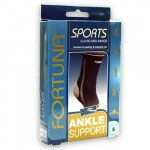 Fortuna ELASTICATED ANKLE SUPPORT X-LARGE