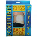 Fortuna Disabled Aids supports elasticated supports back with stays universal