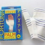 Fortuna Disabled Aids supports elasticated supports palm support right x large