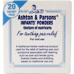 Ashton & Parsons infants powders Tincture of matricaria