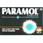 Paramol tablets easy to swallow 24 pack