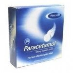 Paracetamol soluble tablets 500mg 16