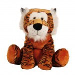 KUDDLI FRIENDS 3D NOVELTY COVER BOTTLE - TIGER