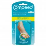 Compeed Hydrocolloid patches corns 10 pack