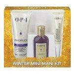 OPI Winter mini mani kit