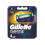 Gillette Fusion Pro Glide manual blades 4 pack