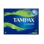 TAMPAX compak tampons super 18