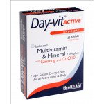 Healthaid multivitamin & mineral supplements Day-vit active tablets 30 pack