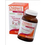 Healthaid multivitamin & mineral supplements childrens chewable tablets 30 pack