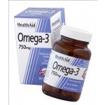 Healthaid supplements Omega 3 acid capsules 30 pack