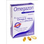 Healthaid supplements Omegazone capsules 30 pack