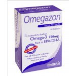 Healthaid supplements Omegazone capsules 60 pack