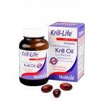 Healthaid lifestyle range lifestyle krill-life capsules 60 pack