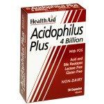 Healthaid lifestyle range acidophilus plus capsules 30 pack