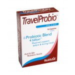 Healthaid herbal capsules travel probio capsules 15 pack