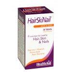 Healthaid lifestyle range hair, skin & nail formula tablets 30 pack