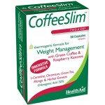 Healthaid slimmers supplements CoffeeSlim 60 pack