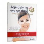 Purederm age defying eye gel mask