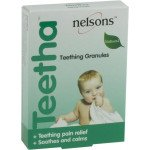 Nelson's tablets teetha teething granules 24 pack