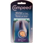 Compeed Hydrocolloid patches blisters on toes 8 pack