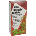 Floradix herbal iron tablets 84 pack