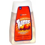Tums indigestion tablets jar assorted 500mg 75 pack