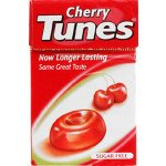 Tunes with vitamin C handy pack cherry 37g