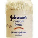 Johnson's baby cotton buds 100 pack