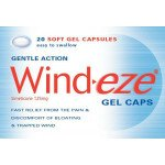 WIND-EZE GEL CAPS 20