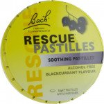 Rescue remedy pastilles blackcurrant 50g