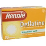Rennie deflatine tablets 36 pack