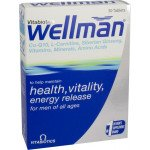 Wellman tablets 30 pack