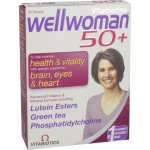 Wellwoman 50+ tablets 30 pack