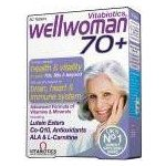 Wellwoman 70+ tablets 30 pack
