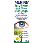Murine hayfever relief eye drops 2% w/v 10ml